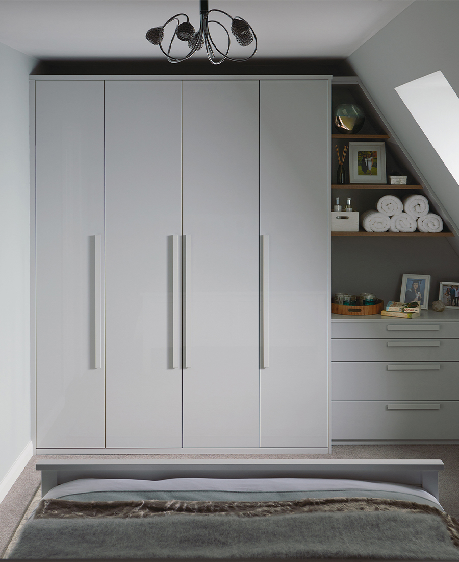 Benefits Of Fitted Wardrobes Rooms By Design